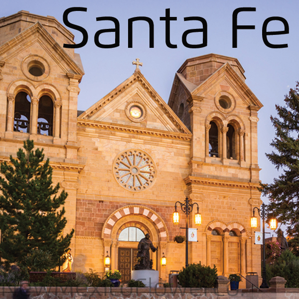 Luxury Santa Fe Wedding Venues