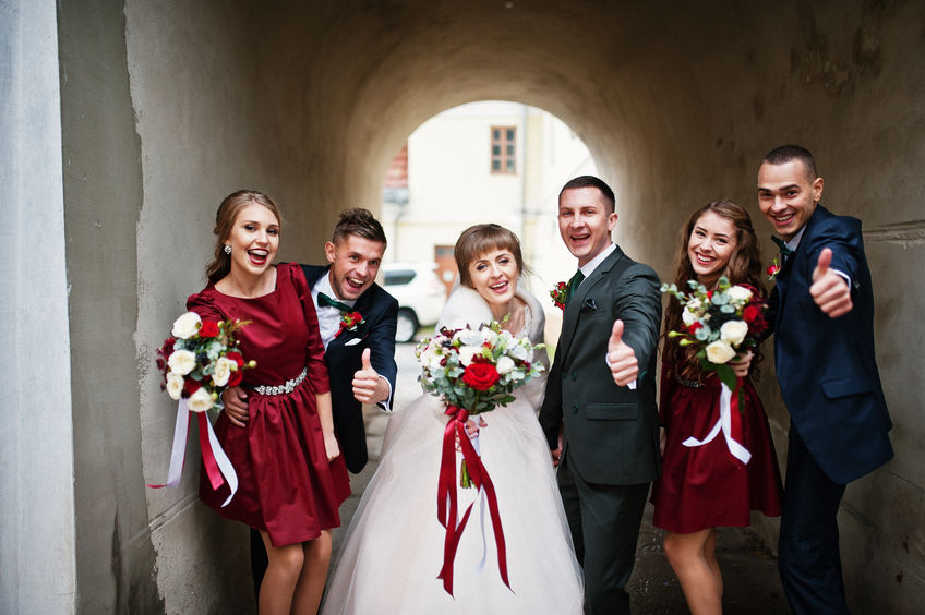 Five Star Wedding Florist Reviews