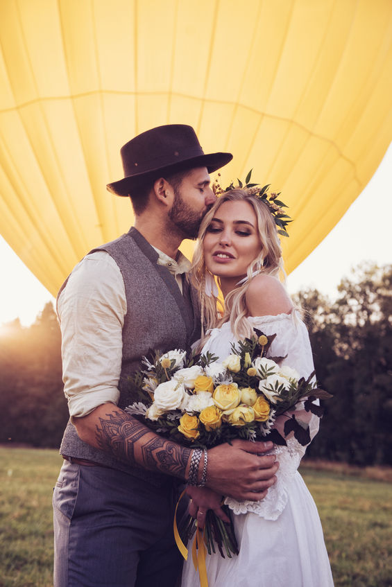 new mexico flower company elopement florist
