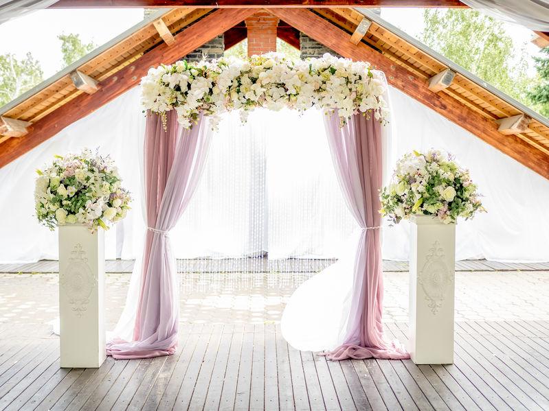 Luxury Wedding Flower Design Santa Fe