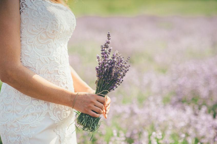 New Mexico Lavender Bouquet