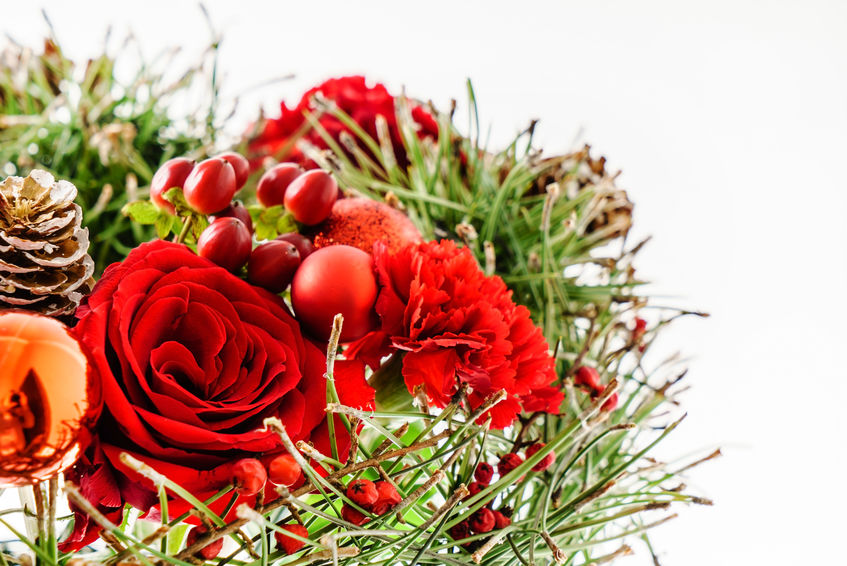 Buy Christmas Centerpiece Flowers near me