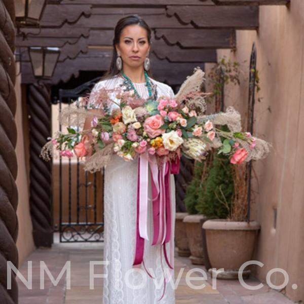 Santa Fe Luxury Wedding Florist