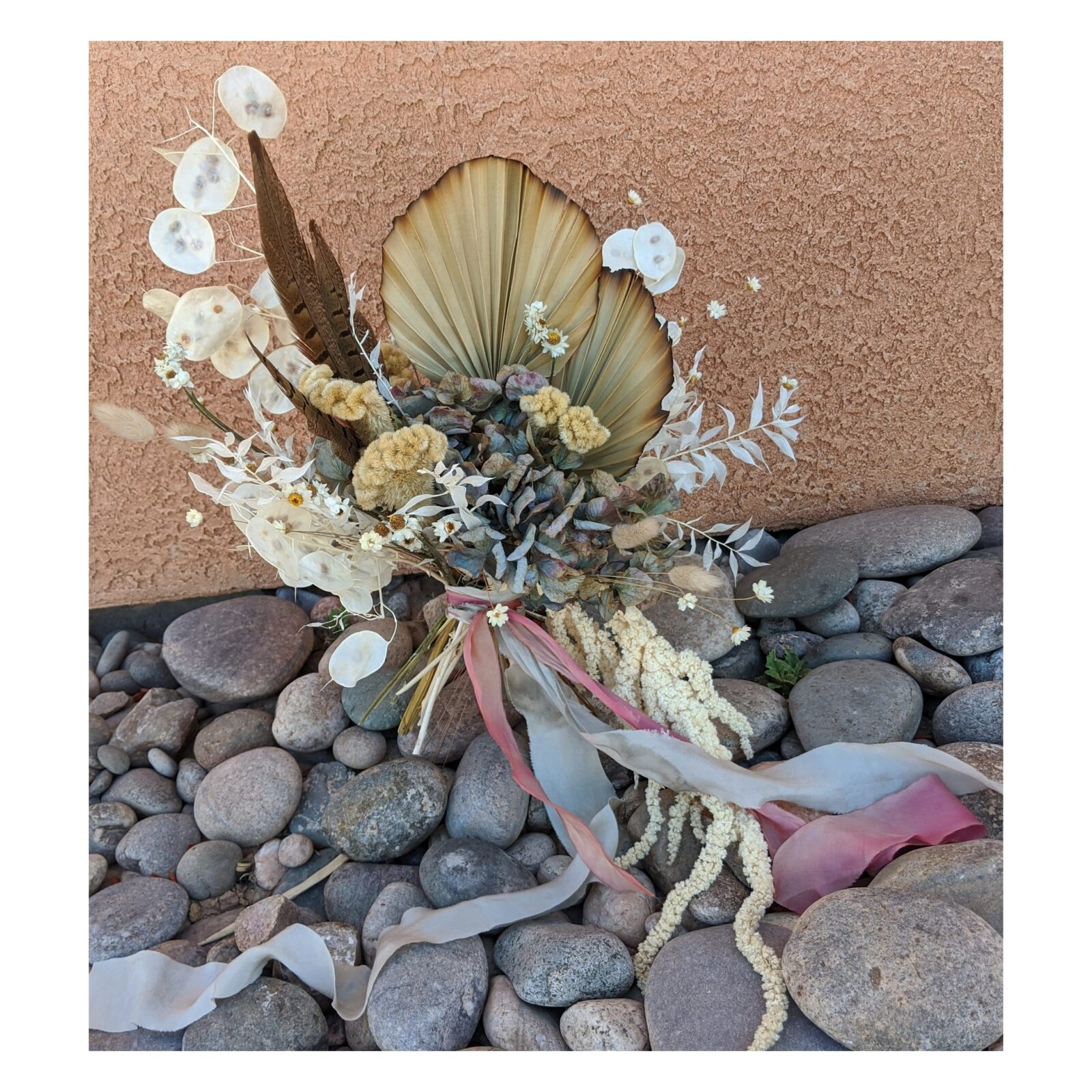 Dried Floral Bouquets Santa Fe